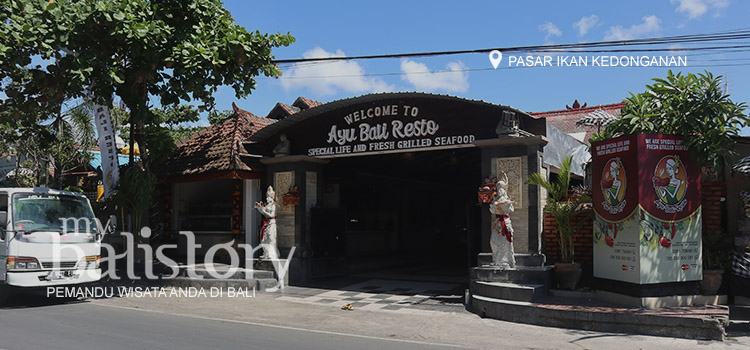 Ayu Bali Resto Jimbaran