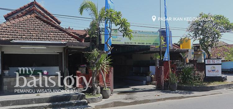 Bali Sea Cafe Jimbaran