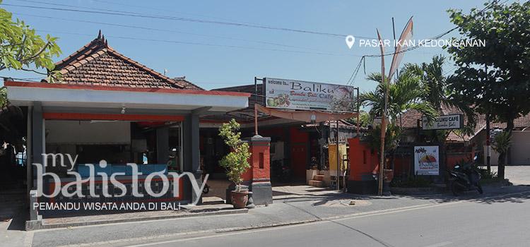Baliku Bumbu Bali Cafe