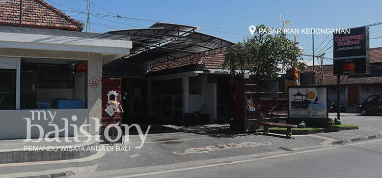 Kampoeng Seafood Jimbaran Bay Cafe