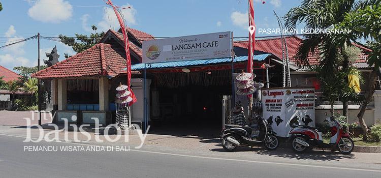 Langsam Cafe Jimbaran