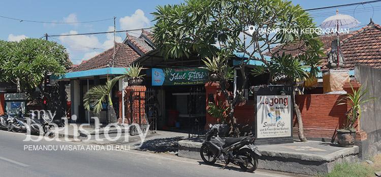 Legong Bumbu Bali Segara Cafe