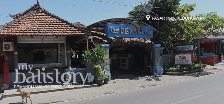 New Dewata Cafe Jimbaran