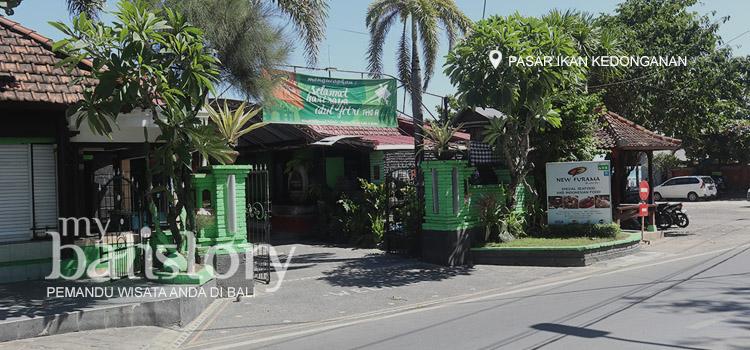 New Furama Bumbu Bali Cafe Jimbaran