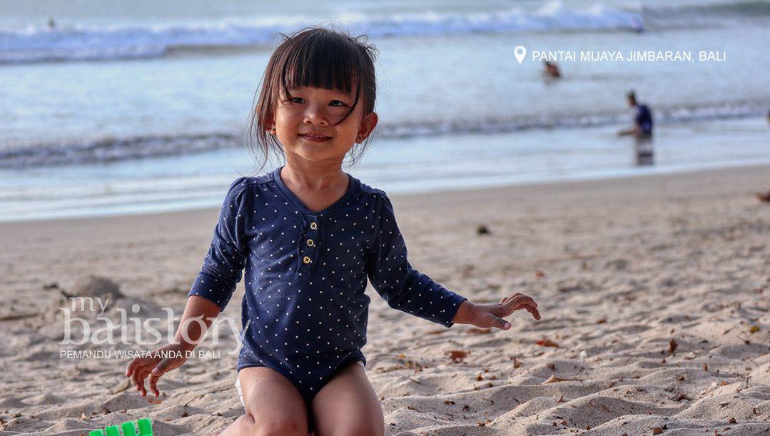 Pantai Muaya Jimbaran – Pantai Yang Cocok Untuk Keluarga.