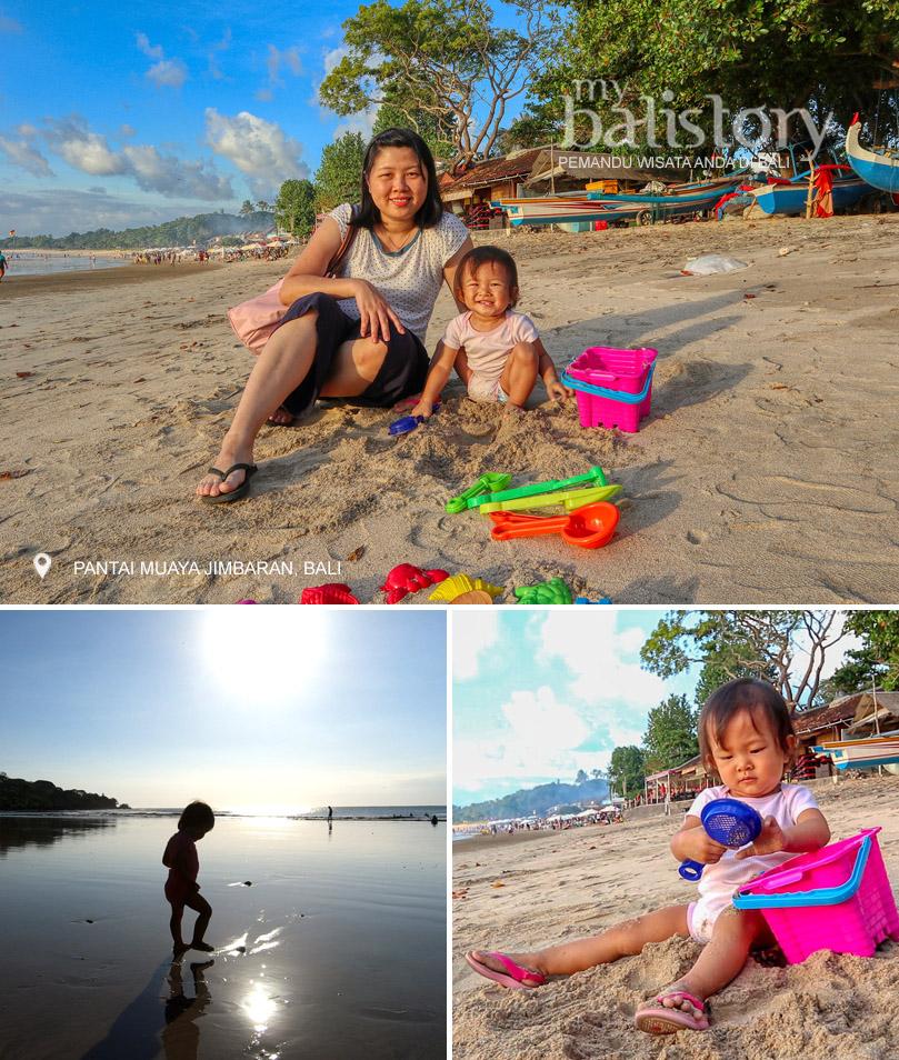 Pantai Muaya Untuk Keluarga