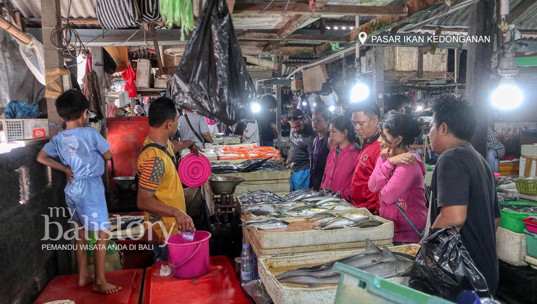 Pasar Ikan Kedonganan Jimbaran Bali