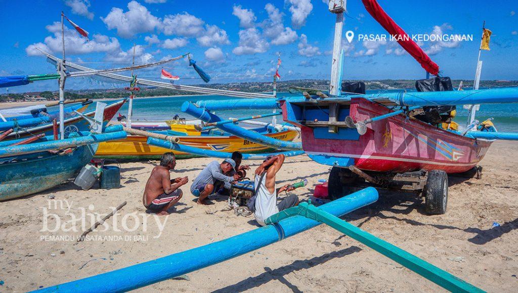 Nelayan kedonganan jimbaran