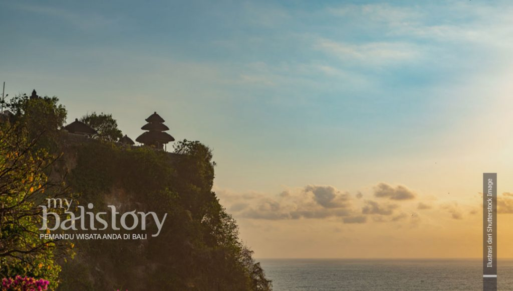 Pura Uluwatu Bali tempat wisata