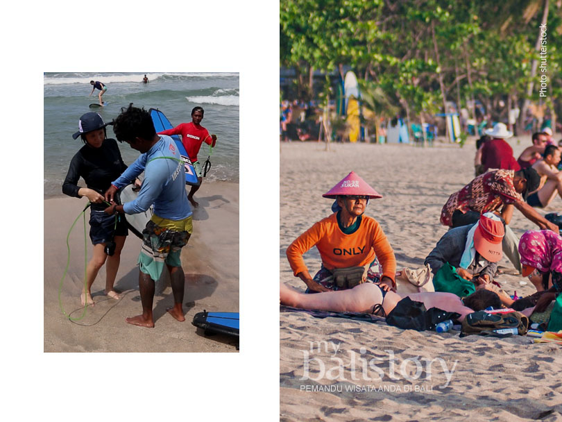 surfing dan Massage Bali