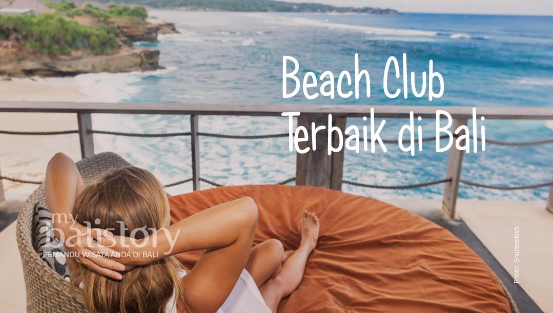Beach Club Terbaik Di Bali