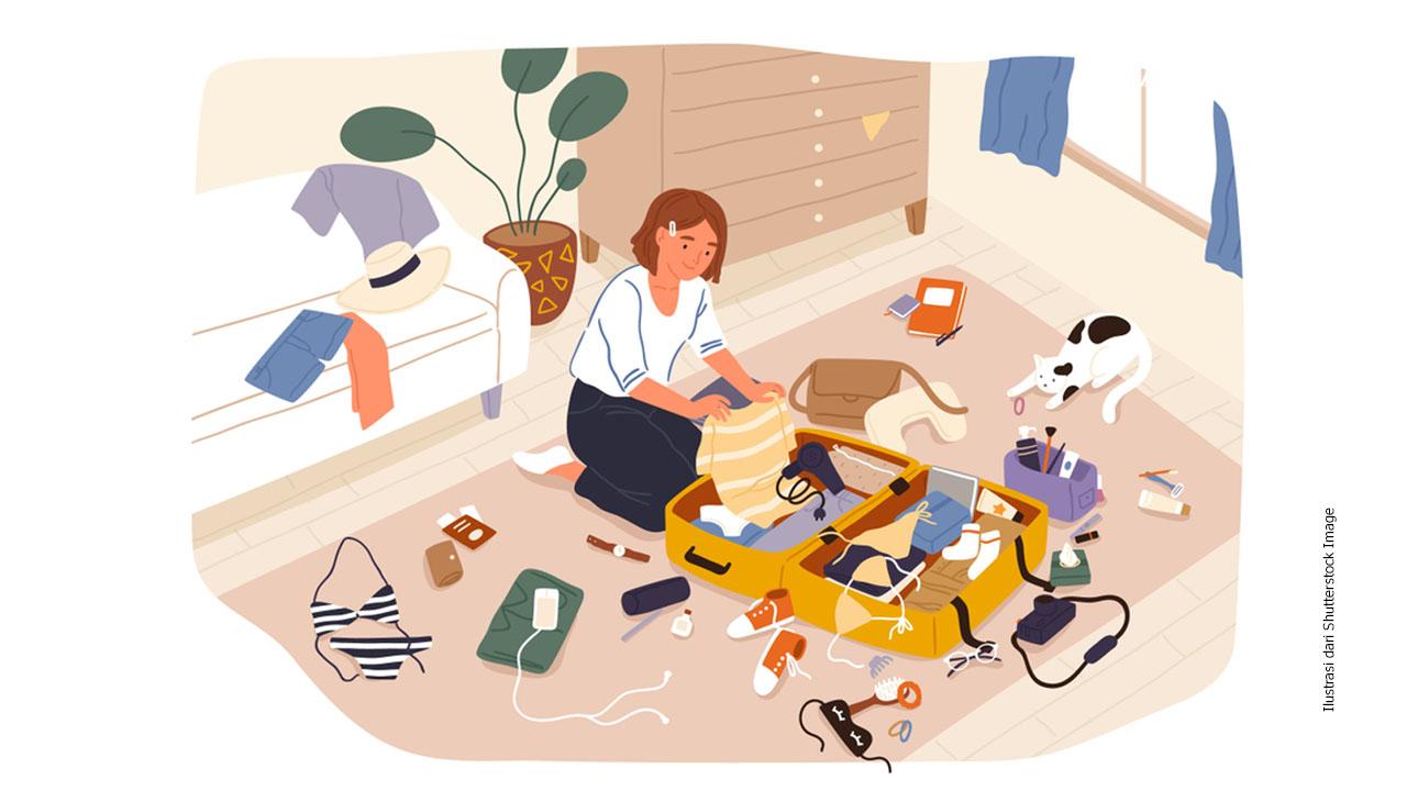 Persiapan yang Tepat Membantu Anda saat pergi berlibur