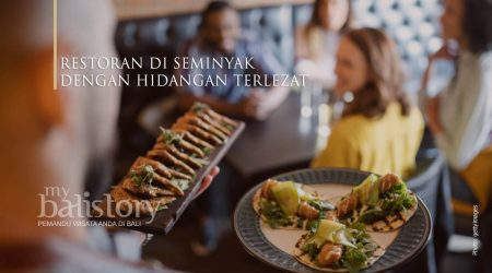 Restoran Di Seminyak Dengan Hidangan Terlezat