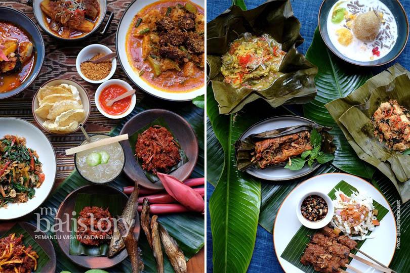 kaum restaurant Bali