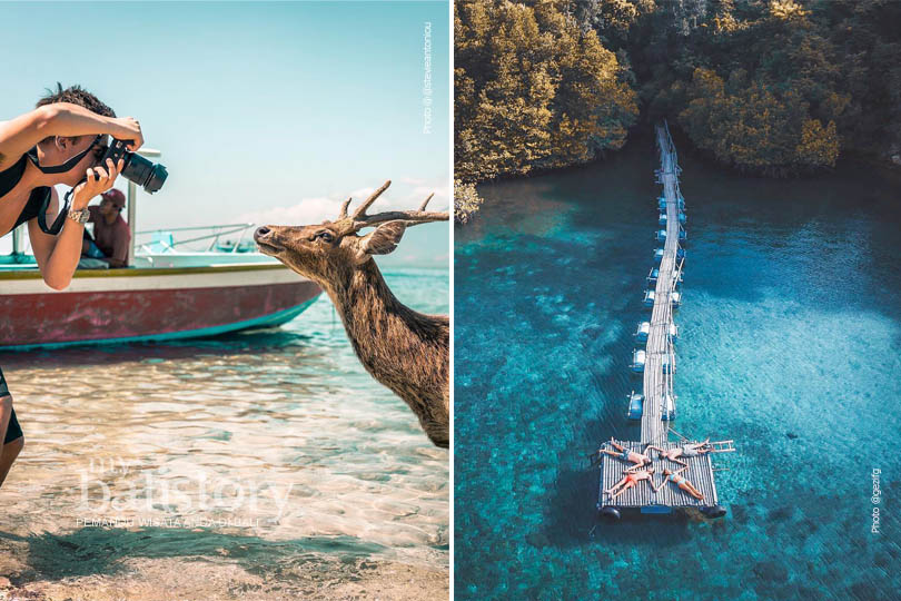 Tempat Wisata Bali Barat