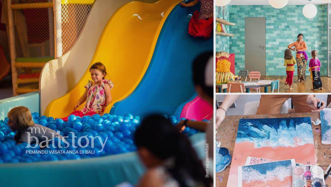 Tempat Wisata Di Canggu Untuk Anak Dan Keluarga