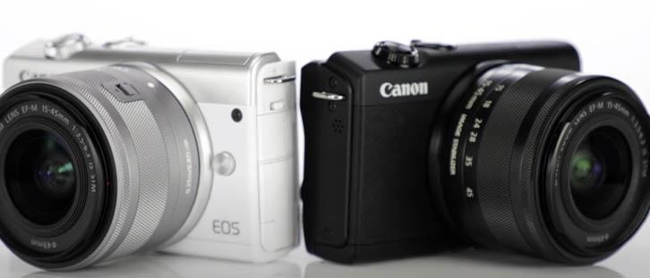 Kamera EOS M200