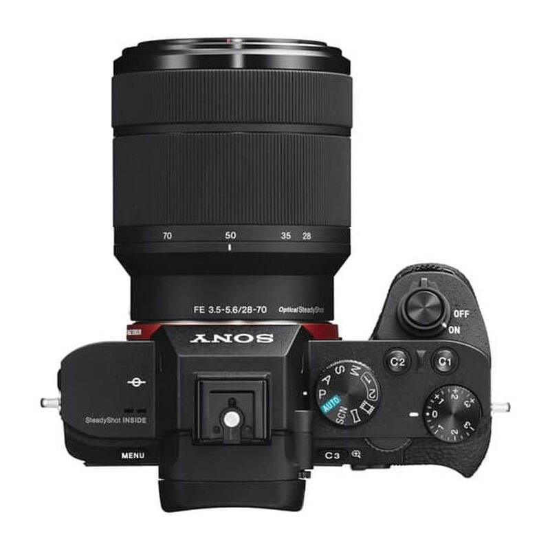 kamera sony a7 untuk travelling