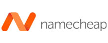 namecheap logo web hosting