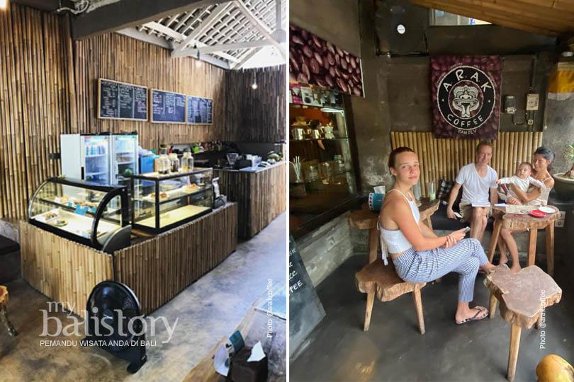 arak coffee Bali