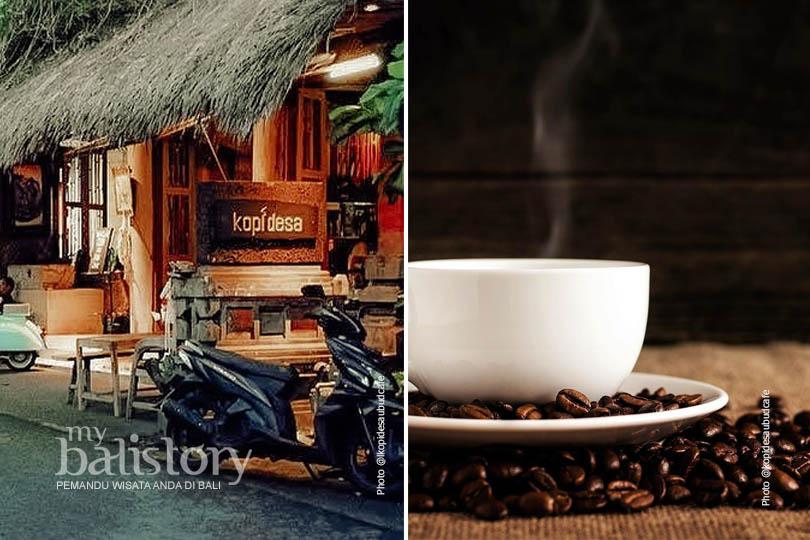 kopi desa ubud cafe