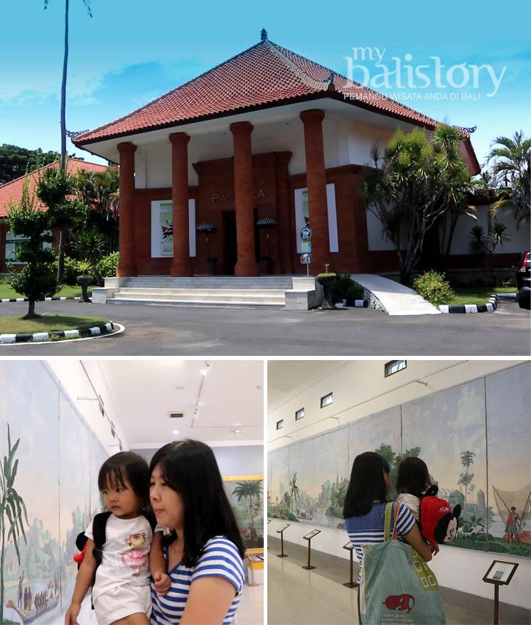 Pergi ke Museum Pasifika