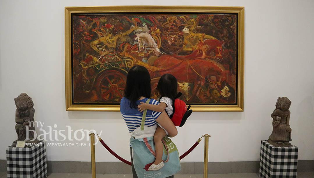 Tempat Wisata Museum Pasifika Nusa Dua Bali