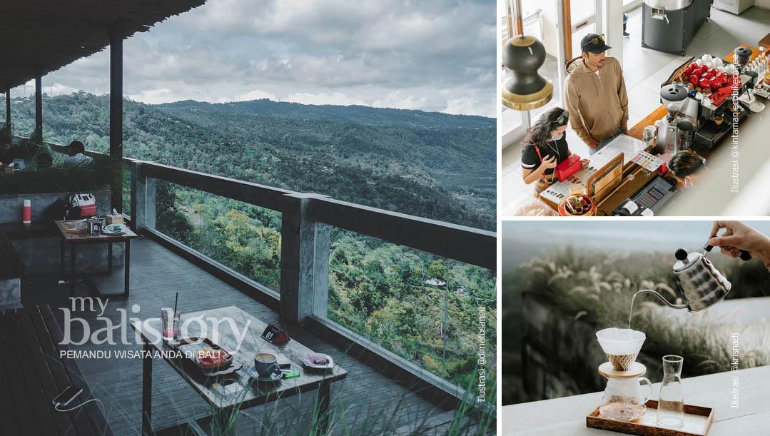 Tempat Ngopi Di Kintamani Bali